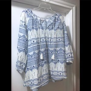 Merona tunic- sz Medium